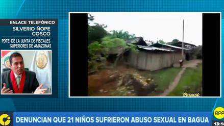 Padrastro es investigado como presunto autor de uno de los casos de violencia sexual en Bagua, informó fiscal