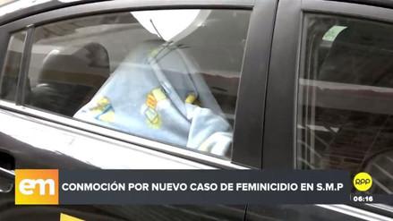 Un hombre mató de un balazo en la cabeza a su esposa en San Martín de Porres