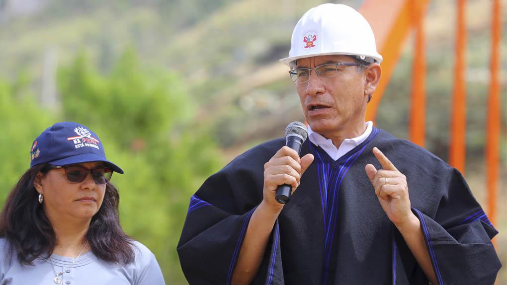 Martín Vizcarra dijo que los combustibles subieron en promedio 20 céntimos por galón