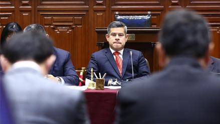 Asociación Internacional de Radiodifusión expresó preocupación por declaraciones de Galarreta