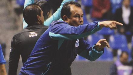 Juan Reynoso seguirá en Puebla como asistente técnico