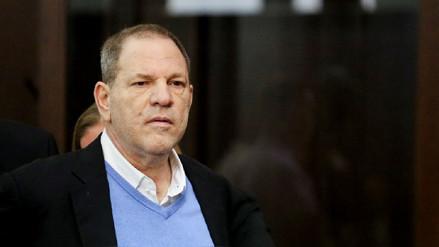 Declaran procedente denuncia de tráfico sexual contra Harvey Weinstein