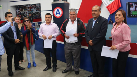 Daniel Marcelo elegido candidato de APP a la alcaldía de Trujillo