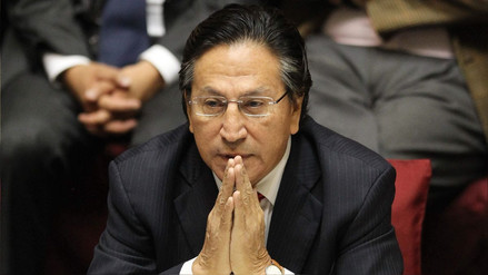 Cancillería entregó al gobierno de Estados Unidos la solicitud de extradición de Toledo