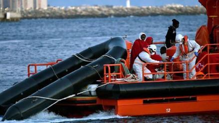 Naufragio de embarcación dejó cuatro muertos y 14 desaparecidos en Marruecos