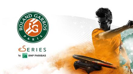 Roland Garros apuesta por los esports y desarrolló su primer torneo oficial de tenis virtual