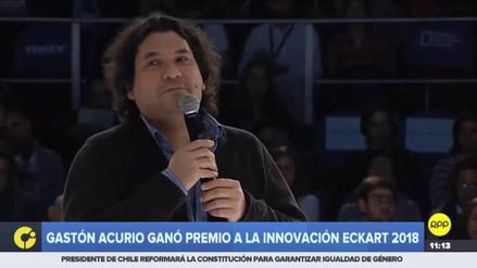 Gastón Acurio recomienda adoptar hábitos de consumo más sostenibles