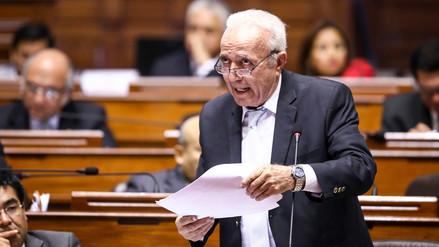 Lombardi: Bancadas insistirán en proyecto de ley para que la SBS fiscalice cooperativas