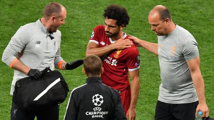 Primeros exámenes señalan que Mohamed Salah podría estar en Rusia 2018