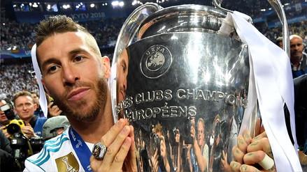 """Sergio Ramos sobre las declaraciones de Cristiano Ronaldo: """"Las tendrá que aclarar hoy"""""""