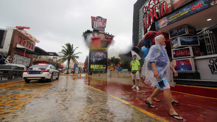 La tormenta tropical Alberto se forma antes de tiempo y afecta a tres países