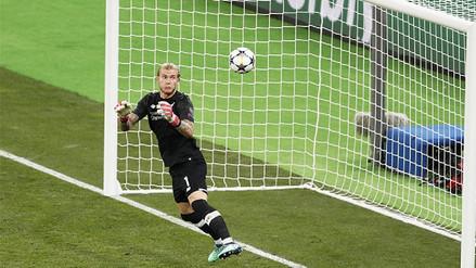 Mira los dos errores de Loris Karius que le costó la Champions League al Liverpool