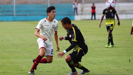 Universitario empató ante UTC por la segunda fecha del Torneo Apertura