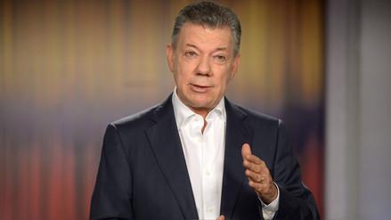 Elecciones en Colombia serán las más tranquilas de la historia, aseguró Santos