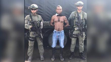 Cayó 'Weiner', disidente de las FARC y aliado de 'Guacho' en Colombia