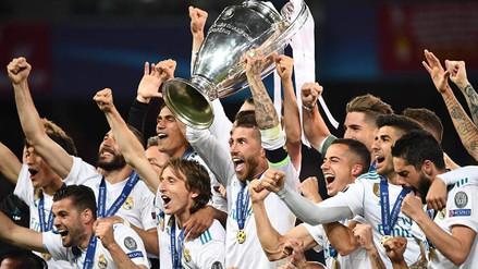 El camino del Real Madrid en la conquista de su decimotercera Champions League