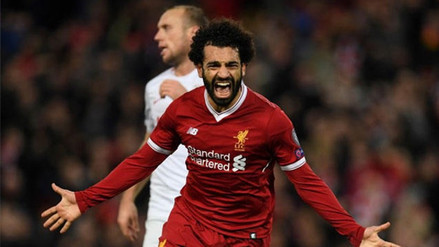 Champions League en Directo | Mohamed Salah: