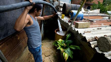 Sin agua en el caño, otra cara de la crisis en Venezuela