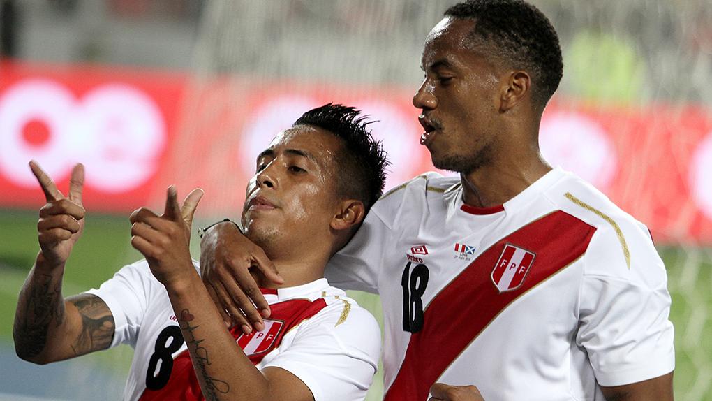 La Selección Peruana recibirá a Escocia antes de su viaje a Rusia 2018