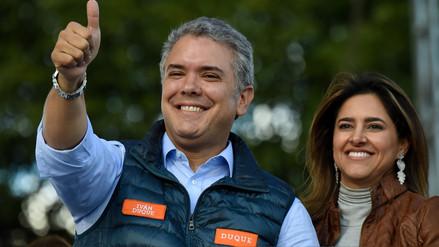 Duque, el discípulo de Uribe que lidera el regreso de la derecha a Colombia