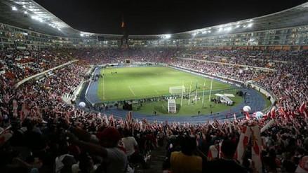 Se podrán ver partidos del Mundial Rusia 2018 en el Estadio Nacional