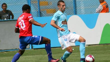Sporting Cristal goleó a Unión Comercio para lograr su primer triunfo del Apertura
