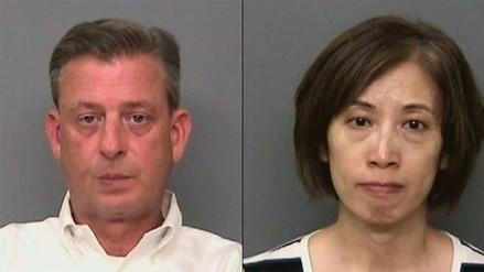 Un piloto y su asistente secuestraron a un estudiante chino para intentar deportarlo
