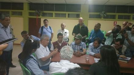 Representantes de Olmos sostendrán reunión con Ministro de Vivienda en Lima