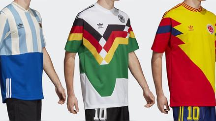 ¿Cuál es la camiseta más vendida del Mundial de Rusia 2018 hasta ahora?