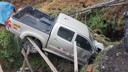 Muere padre de dos profesoras de Ugel en accidente de tránsito en Huamachuco