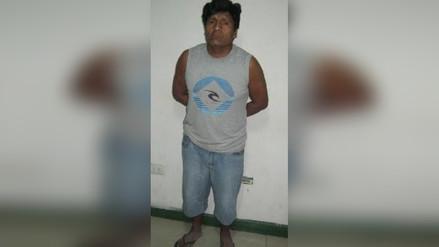 En Íllimo detuvieron a hombre por violar a su hija de 15 años