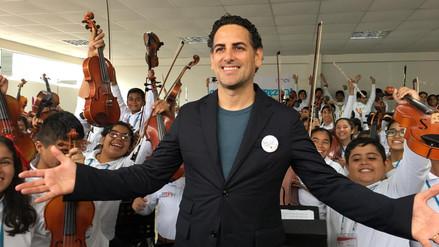 Juan Diego Flórez estrena documental
