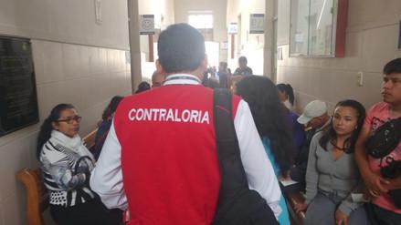 Pacientes piden a Contraloría realizar operativos continuos en hospitales