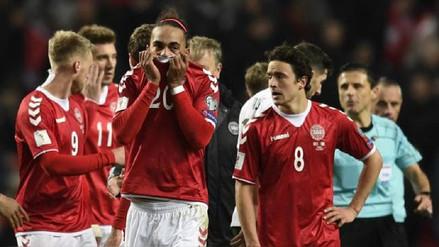 Delantero danés sufrió una lesión a 18 días del inicio del Mundial de Rusia