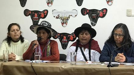 Víctimas de esterilizaciones forzadas piden que la Fiscalía denuncie a Fujimori