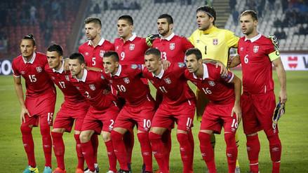 Serbia intentará emular sus buenas Eliminatorias en el Mundial de Rusia