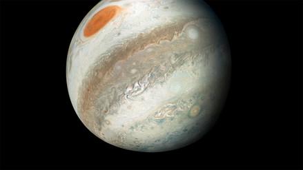 Esta es la galería completa de Júpiter captada por la sonda Juno