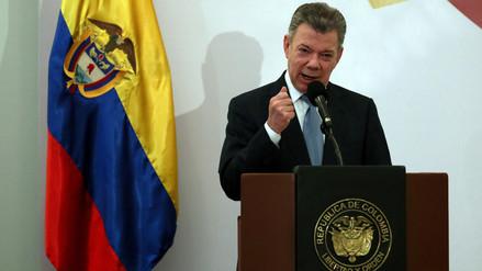 Juan Manuel Santos viaja a Europa para oficializar ingreso de Colombia a la OCDE