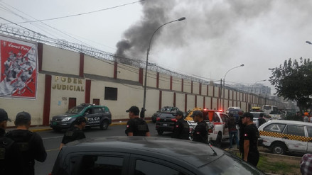 Se registró un motín en el Centro Juvenil 'Maranguita' en San Miguel