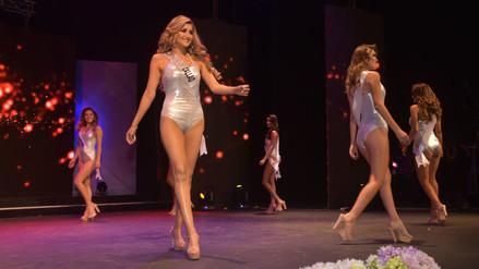 El concurso reúnió a representantes de diferentes regiones del Perú. | Fuente: Miss Perú Mundo