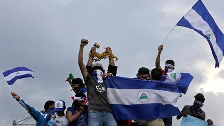 Las imágenes de la rebelión en Nicaragua contra el presidente Ortega
