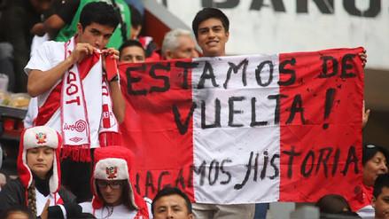 Las mejores postales de la previa del amistoso de Perú contra Escocia