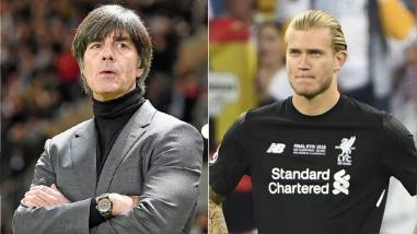 Cuerpo técnico de la Selección de Alemania envió mensaje al arquero del Liverpool