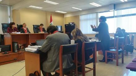 Confirman prisión preventiva de 9 meses para juez Gino Valdivia por pedir coima