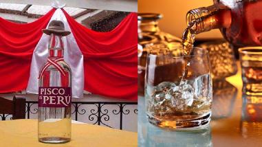 Perú vs. Escocia: ¿En la cancha de los licores, gana el pisco o el whisky?