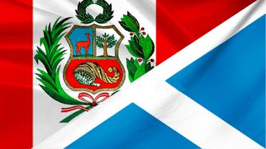 Perú vs. Escocia: Conoce cómo va el encuentro en la cancha económica
