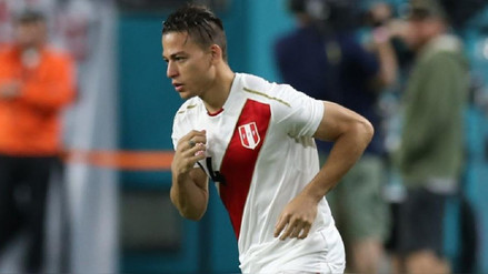Cristian Benavente envió este mensaje de apoyo a la Selección Peruana