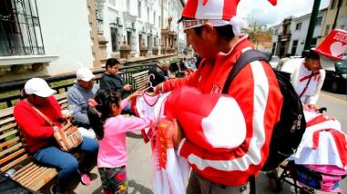 Perú vs. Escocia en la cancha de los negocios