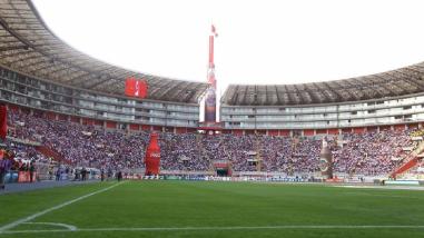 La Selección Peruana será recibida con este mosaico en el Estadio Nacional