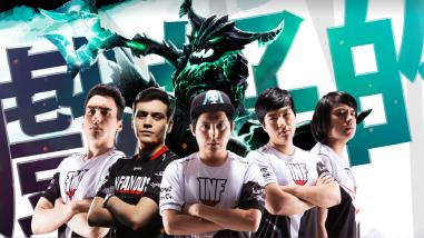 Dota 2: Infamous Gaming ya se encuentra en China para la Super Major de Shangai